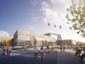Toronto Pan Am Sports Centre: Accessible Design Co