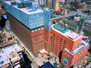 St. Michael's Hospital Redevelopment: Planning, Design and Compliance Team
