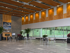 Cobourg Community Centre: Accessible Design