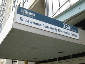 City of Toronto: St. Lawrence Community Recreation