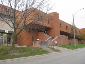 Barrie Courthouse: Interior Renovations