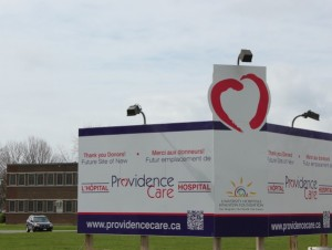 Providence Care Hospital Redevelopment
