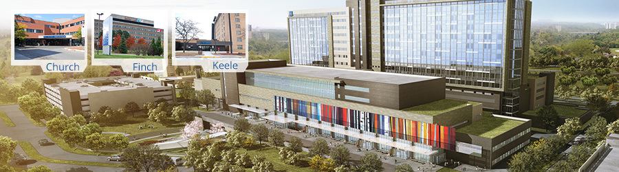 Renderings of the new Humber River Hospital (Source: HRH)