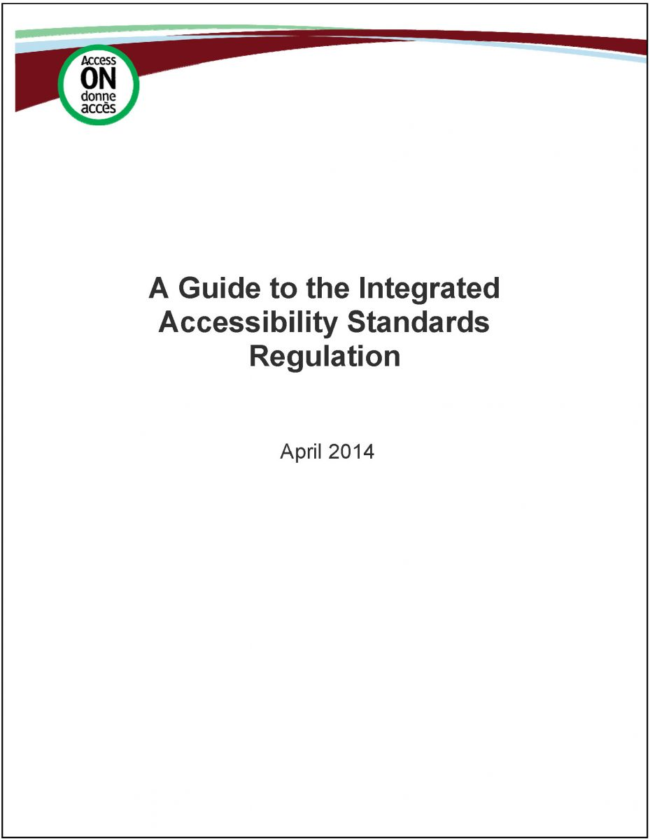Cover page of Guide to IASR 2014