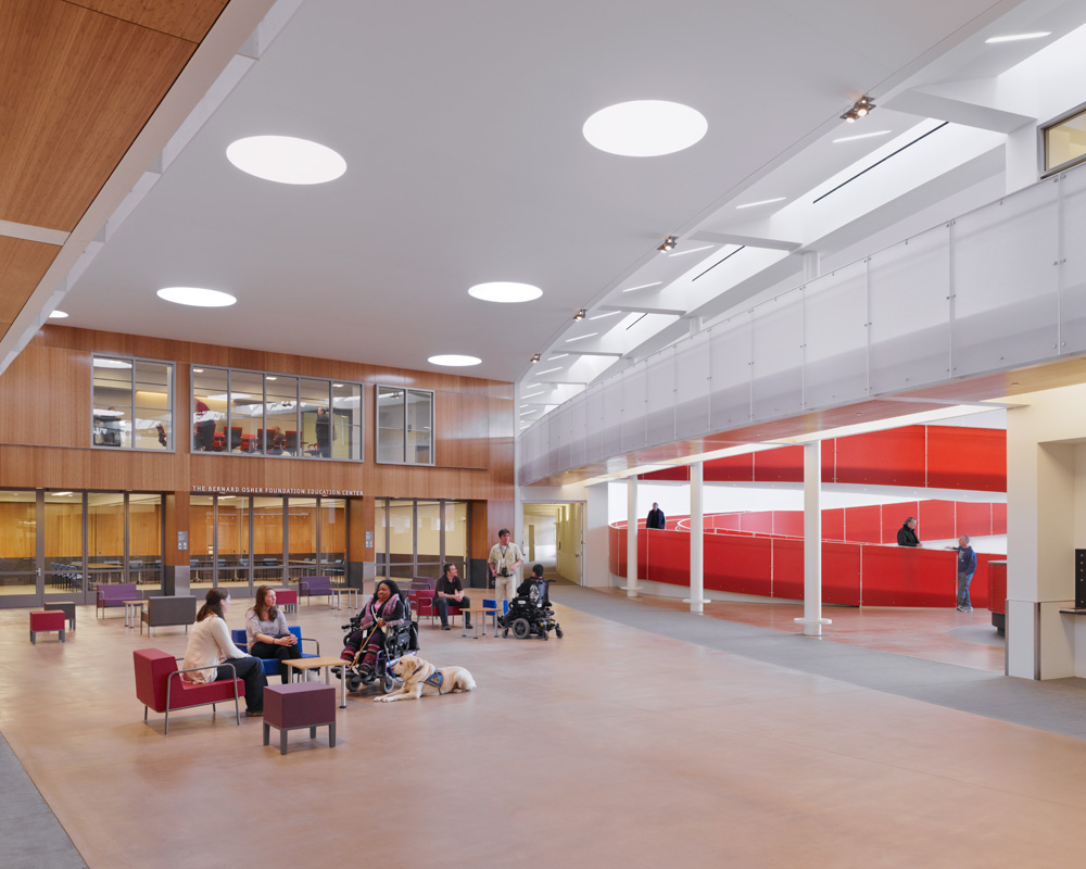 The Ed Roberts Campus Project. Photo copyright Tim Griffith.
